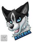 Alleria badge by HauptmannFox