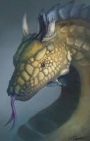Serpent by MilicaClk