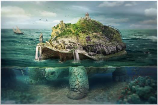 Turtle by MilicaClk