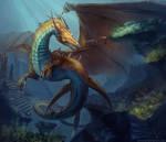 Sea Dragon by MilicaClk
