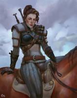 Blood Hunter Thia by MilicaClk