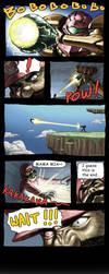 Super Smash Bros comic retry by torokun