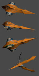 APV Antigravity Propulsion Vehicle Design by torokun