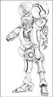 Samus sketch 01 by torokun