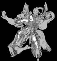 Ironman 01 by torokun