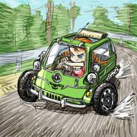 Daily Doodle... by torokun