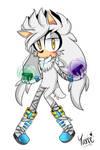 Boom Silver by kaykayamy