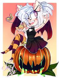 Halloween Frost! by kaykayamy