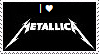 Metallica Stamp by TheMoonRaven
