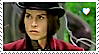 Willy Wonka depp Stamp by TheMoonRaven