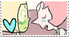 pearlidot stamp by TheMoonRaven