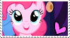 Pinkie Pie Stamp by TheMoonRaven