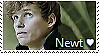 Newt Scamander Stamp by TheMoonRaven