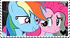 PinkieDash Stamp by TheMoonRaven