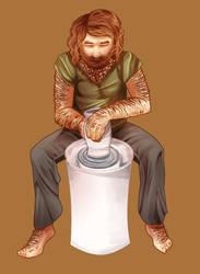 Hairy Potter by JaspersAutumn