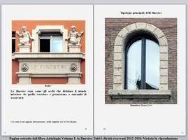 libro: Antalogia Volume I: le finestre -- 02 by Book-Art