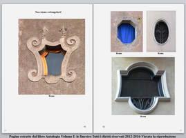 libro: Antalogia Volume I: le finestre -- 03 by Book-Art