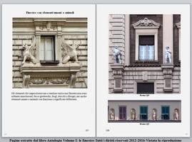 libro: Antalogia Volume I: le finestre -- 05 by Book-Art