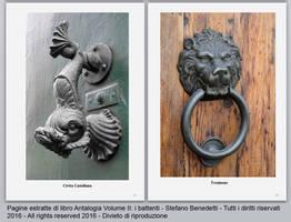 libro: Antalogia Volume II: i battenti -- 03 by Book-Art