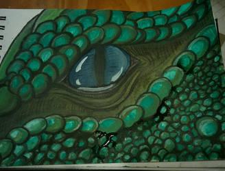 Dragon's Eye by of-Salfarro