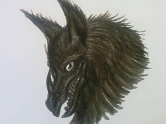 weredragon by of-Salfarro