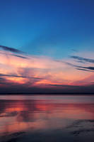 sunset by JaneJeevas