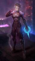 SpaceNinja by Shin500