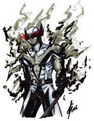 Dark Phoenix Wolverine - The New X-Men by Faith84g
