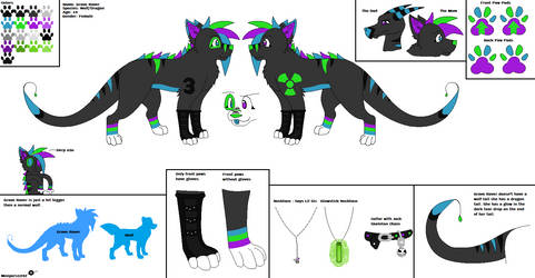 Grave Raver Ref by meepers1242