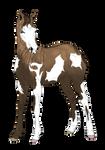 Helsinki Warmblood Foal Design ID 272# -SOLD- by LiaLithiumTM