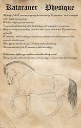 Kataraner - Breed Sheet by LiaLithiumTM