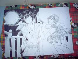Manga Style 32 by RiccardoHTT