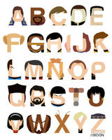 Star Trek Alphabet by mbaboon
