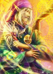 Hanasu by rusharil