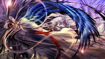 Heaven Traitor by rusharil
