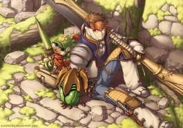 Brave Armor Set by katz56147