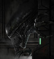 Alien by Emkun