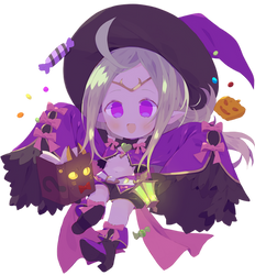 Eternal Witch Nowi by cho-cola