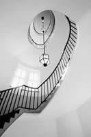Surreal Staircase by zuckerblau