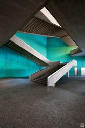 Entrance Hall by zuckerblau