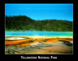 Yellowstone National Park by zuckerblau