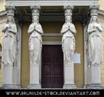Pillars I by brunilde-stock