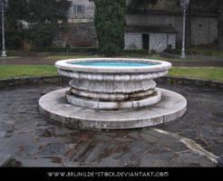 Piona's Abbey - Fountain III by brunilde-stock
