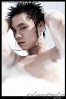 tOTO IN THE BATH4 by enjoyamau