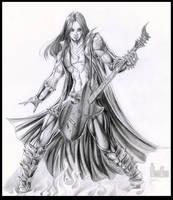 Black Metal Luv by Fugaz-Star