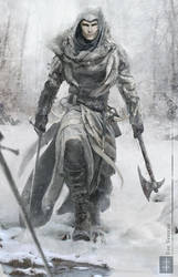 Assassins Creed - Snow Edition by EVentrue