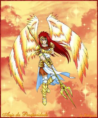 Anjo da Prosperidade by Callyzah
