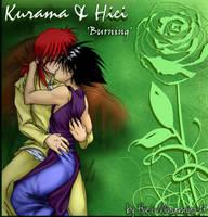 Hiei x Kurama - Burning by Callyzah