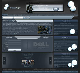 SpeedLight - Servers Company by proviewz