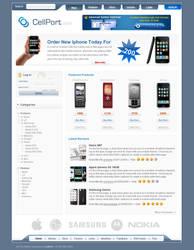 CellPort - Cellular Portal by proviewz